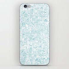 The farmer iPhone & iPod Skin