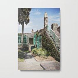 Atalaya Castle Metal Print