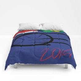 VAMOS TIQUICIA! Comforters