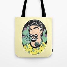 Jack, the cactus man (color version) Tote Bag