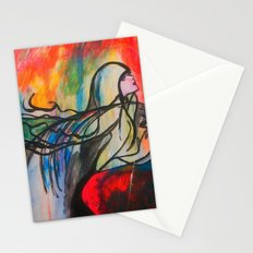 Chasing The Rain Stationery Cards