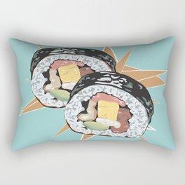 """""""Sushi Never Lies"""" Rectangular Pillow"""
