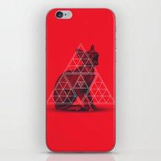 Sacred Sphynx iPhone & iPod Skin