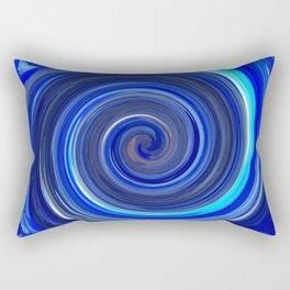 Abstract Mandala 283 Rectangular Pillow