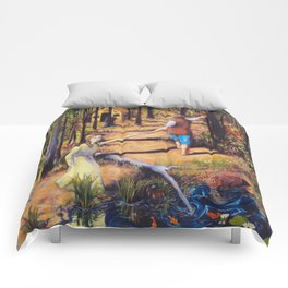 Hansel and Gretel Comforters