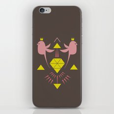 plz plz me iPhone & iPod Skin