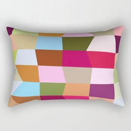 The Jelly Beans Rectangular Pillow