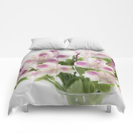 Floral Refreshment Comforters