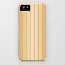 Traditional Japanese patter MIJINSUJI iPhone Case