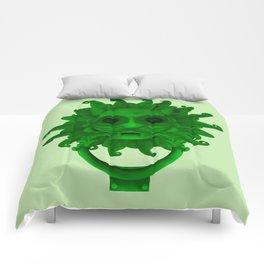 Sanctuary Knocker Comforters
