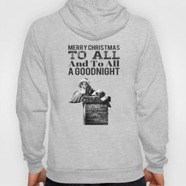 Shirley Temple Christmas Hoody
