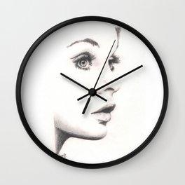 the shrimp... Wall Clock