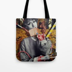 The Fall | Collage Tote Bag