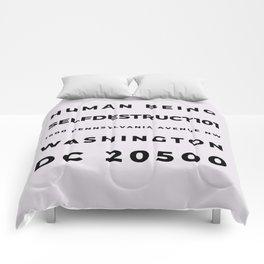 HUMAN BEING Comforters