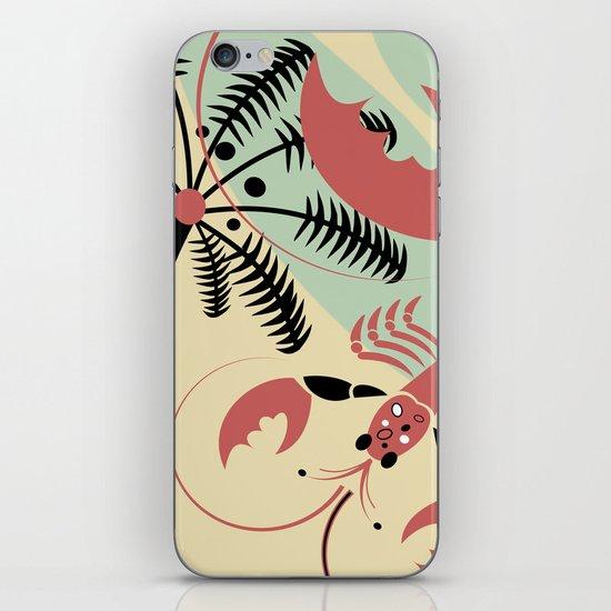 Lobster Rhumba iPhone & iPod Skin