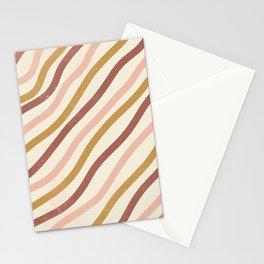 Boho Natural pattern Stationery Cards