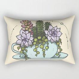 Tea Succs Rectangular Pillow