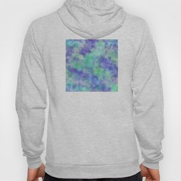 Alone, But Not Lonely: Abstract Painting Hoody