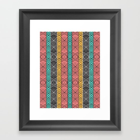 Artisan Framed Art Print