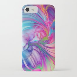 Smooth Swirling iPhone Case