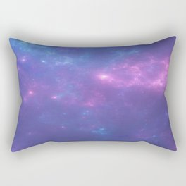Dreamlike Sky gazing Rectangular Pillow