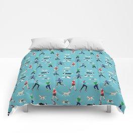Canicross Quartet Comforters