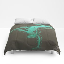 The Green Light Comforters