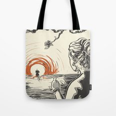 Once, I Hated the Sun Tote Bag
