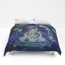 Time Keepers Comforters