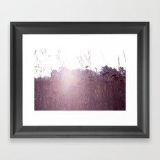 late summer Framed Art Print