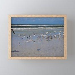 A Joyful Day Framed Mini Art Print
