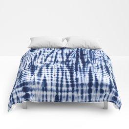 Shibori Tie Dye Pattern Comforters