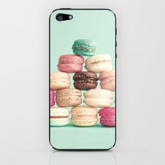 Soft Sweet Pyramid iPhone & iPod Skin