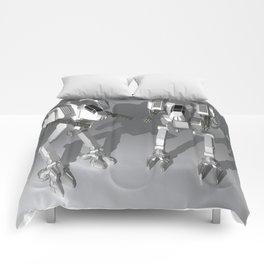 Robots Comforters