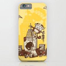 Laundry Monkie iPhone 6s Slim Case