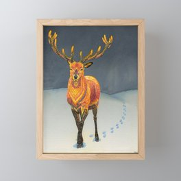 Midwinter Framed Mini Art Print