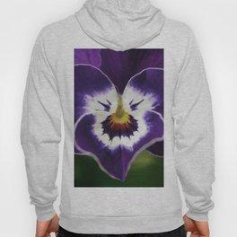 Flowered Heart Hoody