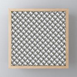 Daisy 45 Framed Mini Art Print