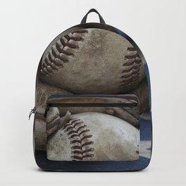 Good Old American Baseball Backpack