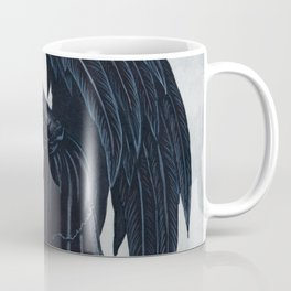 Despair Gothic Angel Coffee Mug