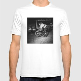 Ride In Peace: Hiro Tsuchida (Photo: John Cousert) T-shirt
