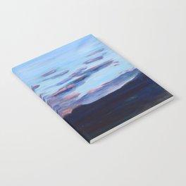 Wetlands at Sunset Notebook