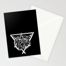 Fire Lynx Stationery Cards