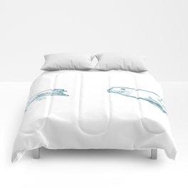 Seal Love Comforters