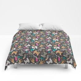 Nekkies + Puffs Comforters