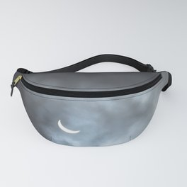 Cloudy Eclipse Fanny Pack