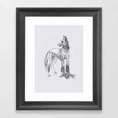The Enfield Framed Art Print