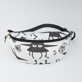 Magical Little Witches Fanny Pack