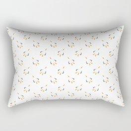 Teagull Pattern Rectangular Pillow