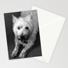Odie (B/W) Stationery Cards